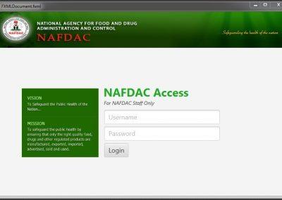 NAFDAC QR/Barcode Generator